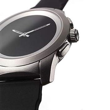 MyKronoz Zetime Premium - Smartwatch, Color Negro y Carbon ...