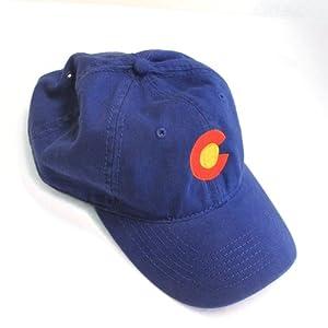 Colorado State Flag Low Profile Baseball Hat | Coloradan Golf Cap