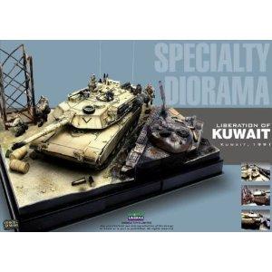 Forces of Valor 1/32 - U.S.M1A1 ABRAMS - Liberation of Kuwait Diorama (Kuwait,1991) セット #80105 B00AFLFM70