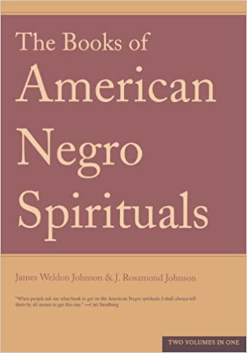Image result for the book of the american negro spiritual