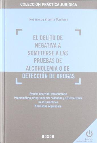 EL DELITO NEGATIVA A SOMETERSE A LAS PRUEBAS ALCOH