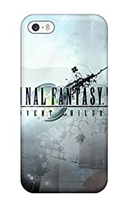 New Arrival Final Fantasy Advent Children EyfUqEa270mlkne Case Cover/ 5/5s Iphone Case