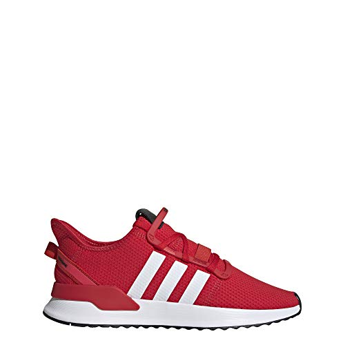 adidas Originals Men's U_Path Running Shoe, Scarlet/White/shock Red, 10 M US