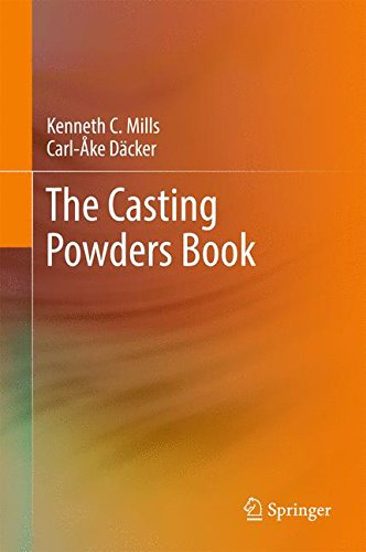 The Casting Powders Book