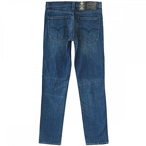 Levi's® 511 Line 8 - Slim Fit - True Blue Vintage Worn, Taille:W29 L34
