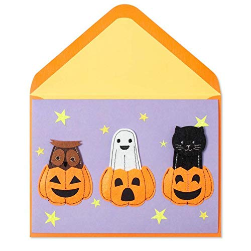 Funny Greeting Card Halloween Invitation Party Halloween Treats Halloween card ()