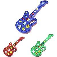 Electronic Guitar juguete , beautyvan Nursery Rhyme Música Los niños Baby Kids Electronic Guitar juguete de regalo