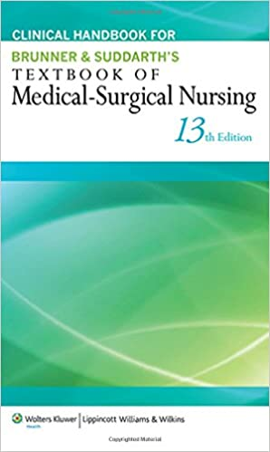 Medical Surgical Nursing Book By Brunner And Suddarth Pdf