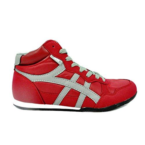 XTI, Sneaker donna rosso rosso