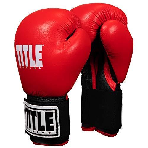 TITLE Eternal Youth Sparring Gloves [並行輸入品] B07T65B3XJ
