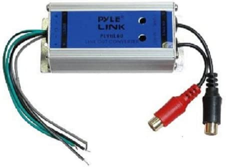 PAC Audio SNI-8 2 Channel Line Level to RCA Converter