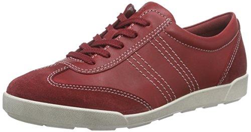 EccoECCO CRISP II - Zapatos derby para mujer Rojo (BRICK/BRICK53155)