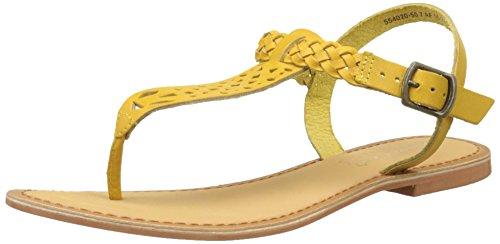 Kaporal Ely - Zapatos Mujer Jaune (Jaune)
