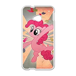 Happy My little pony Case Cover For HTC M7 by icecream design