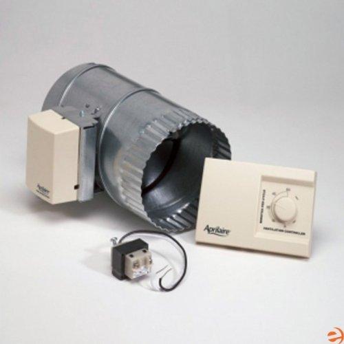 Aprilaire Ventilation (Aprilaire 8126 Energy Recovery Ventilator, 24V Ventilation Control System)
