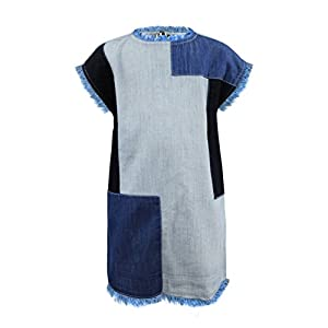 Blu & Blue New York Chloe denim shift dress