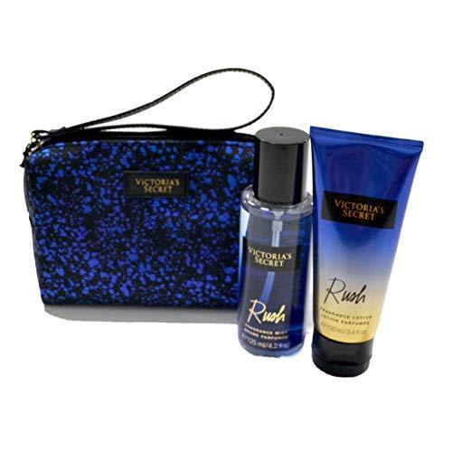 Victoria Secret Rush gift Set (juicy clemintine and amber)