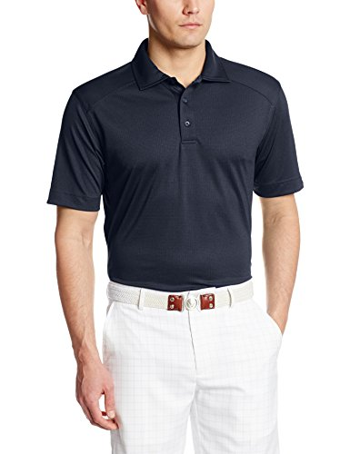 Cutter & Buck Men's Cb Drytec Genre Polo Shirt, Onyx, ()