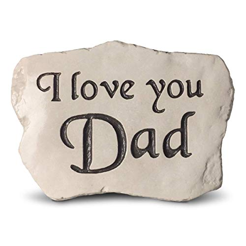 I Love You Dad - Engraved in a Heavy Little -
