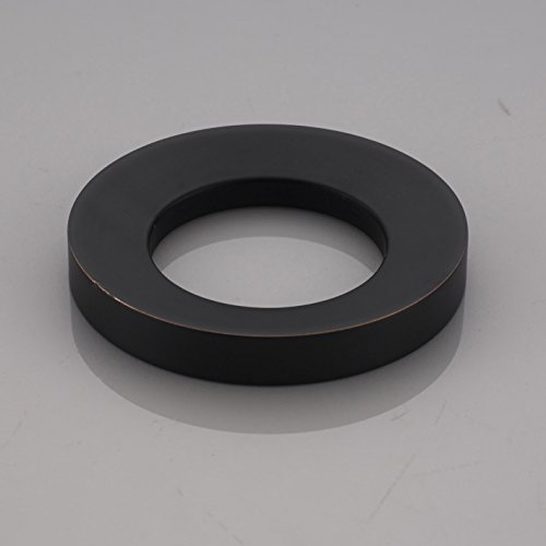 Rozin Bathroom Mounting Ring for Vessel Sink Oil Rubbed Bronze (Oil Bathroom Sink)