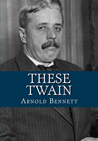 book cover of These Twain