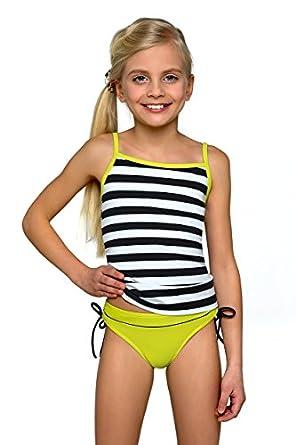 41LL8Z8297L._SY445_ girls kids bikini tankini swimsuit swimwear beachwear 7 13 years m,9 10 Swimwear