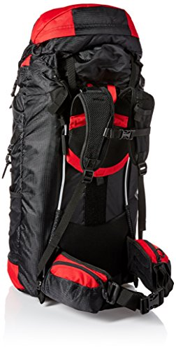 TYR Elite Convoy Transition Bag: Black/Red by TYR (Image #2)