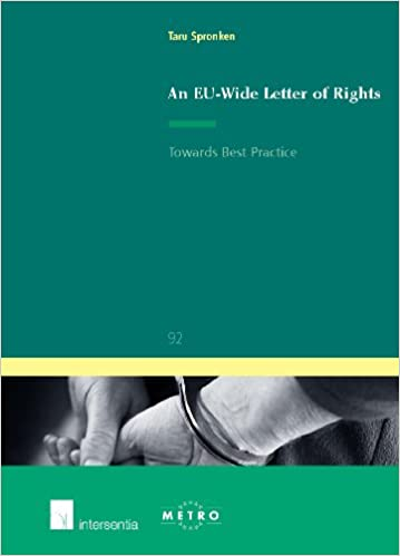 Book An EU-Wide Letter of Rights: Towards Best Practice (Ius Commune: European and Comparative Law Series)