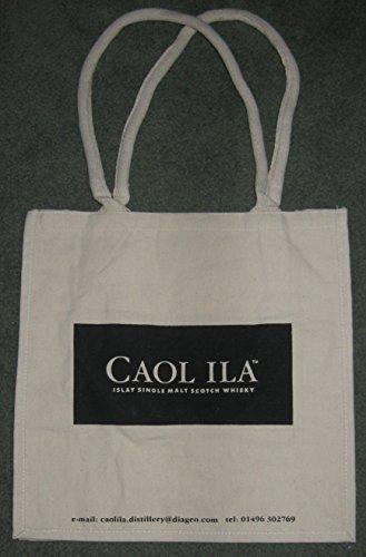 Caol Ila Distillery Tote Bag/Bottle Bag