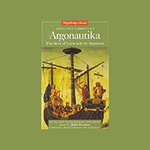 Argonautika Audiobook