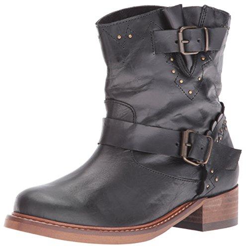 Musse & Cloud Women's Adina Chelsea Boot Black