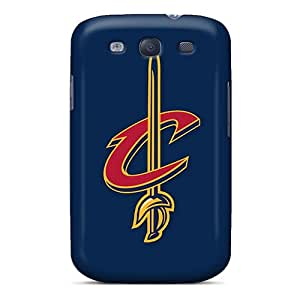 Samsung Galaxy S3 HOH27440SoBx Allow Personal Design Stylish Nba Cleveland Cavaliers 1 Pattern Best Hard Phone Cover -AshtonWells