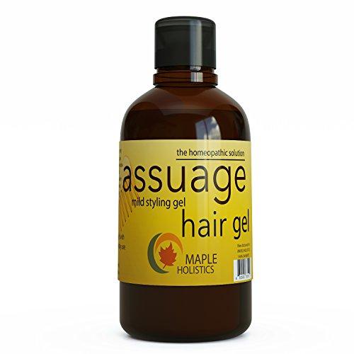 Gel cheveux naturels pour hommes