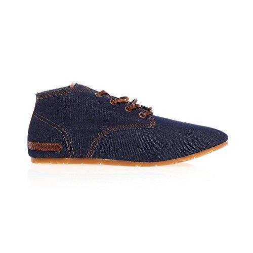 Eleven Paris–Schuh basdenim Jeans
