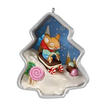 (Hallmark Keepsake Ornament Cook Cutter Christmas 1st in Series 2012 )