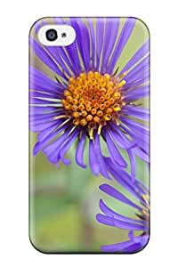 Defender Case With Nice Appearance (k Wallpapers Flowers ) For Iphone 4/4s