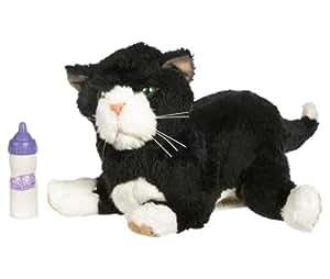 Furreal Friends Newborn Kitten (Black and White)