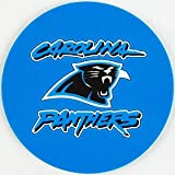 Carolina Panthers Coaster 4 Pack Set