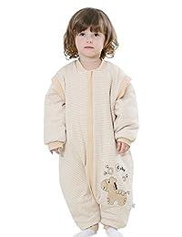 Happy Cherry Toddler Boys Girls Winter Cotton Sleepwear Sleep Bag Wearable Blanket