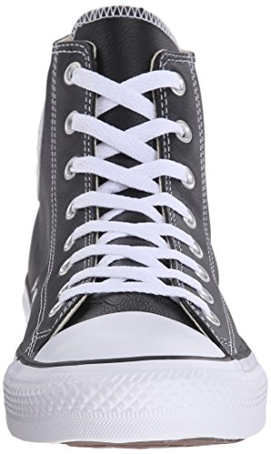 Chuck Black Star All Taylor High Converse Leather Top YxUdqdw