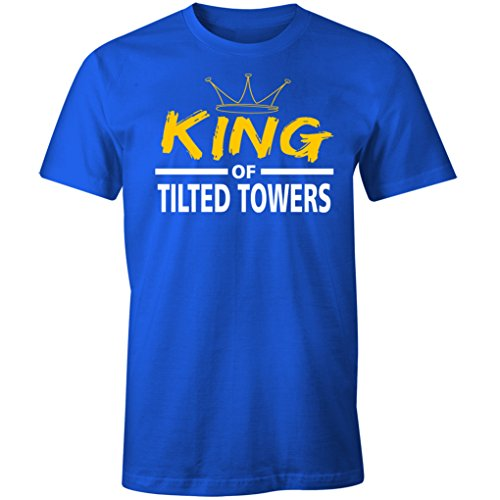 King of Tilted Towers Adult Men