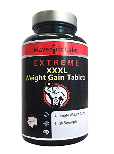 Anabolic Weight Gainer (XXXL) Capsules - Ultimate Formula for More Muscle, More...
