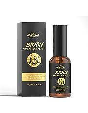 Hair Growth Serum Biotin Hair Growth Essence Oil Reduce Hair Loss Hair Growth Treatment Promotes Hair Growth Longer Repairs Damaged Hair Stimulates Hair Roots