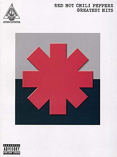 Red Hot Chili Peppers - Greatest Hits: Guitar Recorded (Hot Sheet)