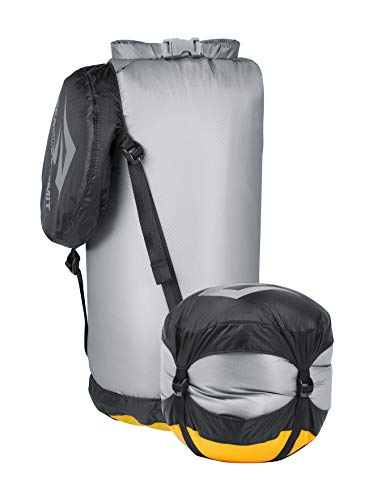 Sea to Summit Ultra-Sil Compression Dry Sacks, Grey, 14 -