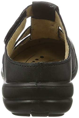Romika Ladies Maddy 20 Slipper Black (nero)