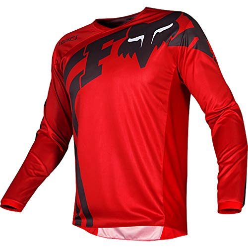 2019 youth 180 jersey cota large red