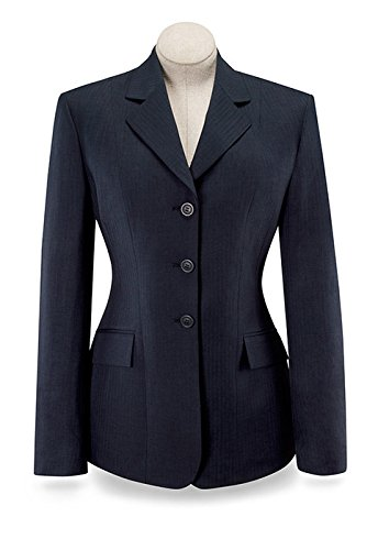 R.J. Classics Childs Hampton Show Coat 12R Navy