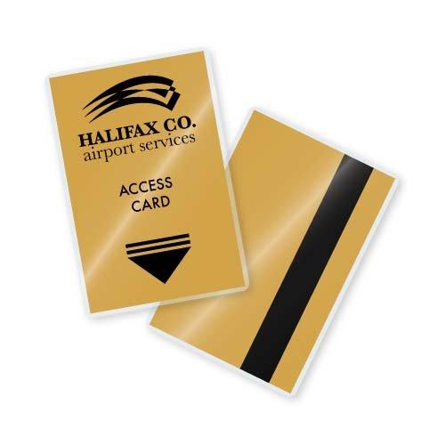 5 Mil Key Card Laminating Pouches 2-1/2