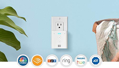 Echo Flex - Plug-in mini smart speaker with Alexa